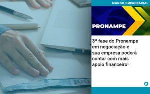 3 Fase Do Pronampe Em Negociacao E Sua Empresa Podera Contar Com Mais Apoio Financeiro - Contabilidade em Estrela - RS | ZW Contabilidade